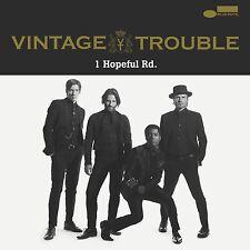 VINTAGE TROUBLE - 1 HOPEFUL RD.  CD NEUF