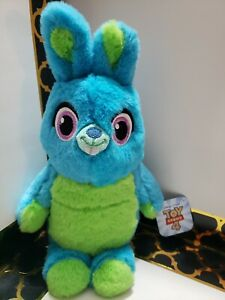 Toy Story 4 Blue Carnival BUNNY 8-Inch Plush Doll Toy NEW