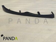 BMW E46 01-05 RIGHT FRONT UNDER HEAD LIGHT LAMP TRIM STRIP W/O WASHER JET HOLE