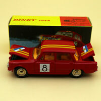 Atlas Dinky Toys 1401 ALFA ROMEO 1600 TI Rally #8 1:43 Diecast Models