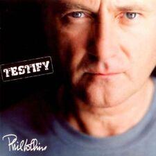Phil Collins - Testify - CD Rock, Soft Rock, Pop Rock, Synth-Pop