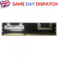MICRON 1x 32GB 4Rx4 PC3L-10600R Server Memory ECC RAM MT72KSZS4G72PZ-1G4E2HE
