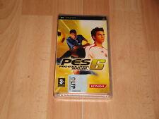 Sony PSP - Pro Evolution Soccer PES 6 (SP)