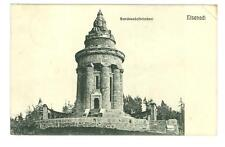 Eisenach, Germany burschenschaftsdenkmal used postcard 1908