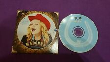Madonna don't tell me card sleeve cd usato  Press France