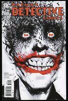 Detective Comics 880 Batman Joker Dark Knight Scott Snyder Jock art Bag Boarded