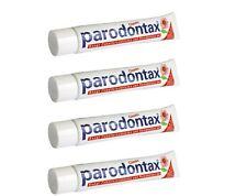 4Pcs Parodontax Classic - Herbal toothpaste against bleeding gum - Fluoride FREE