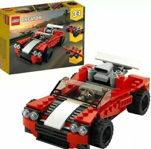 Lego Creator Sports Car (31100) BNIB no reserve