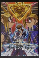 "JAPAN Yu-Gi-Oh! Duel Monsters Animation Complete Guide Book ""Millennium Memory"""