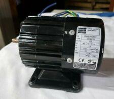 34R4BFCI Bodine 1/15HP 1700 RPM 115V Electric Gear Motor NEW!