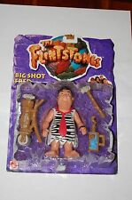 Big Shot Fred-The Flintstones Movie-MOC-John Goodman