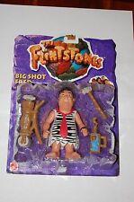 Big Shot Fred-The Flintstones Movie-MOC-John Goodman