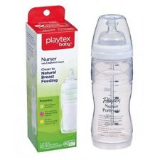 Playtex Baby Nurser with Drop-Ins Liners Closer to Natural Breast Feeding 8-10oz
