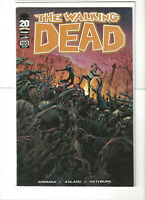 The Walking Dead #100 Bryan Hitch Variant Cover F NM+ 1st Negan Image Comics TWD