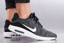 NIKE AIR MAX MODERN FLYKNIT Running Trainers Gym Casual - UK 8 (EUR 42.5) Oreo