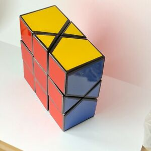 """Rare large size """"Mental Block"""" puzzle made by Tony Fisher (signed)"""