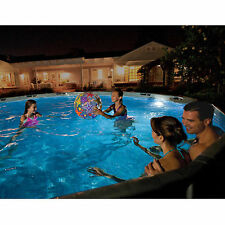 Newest Intex Magnetic LED Above Ground Swimming Pool Wall Light