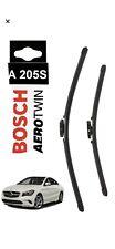 Bosch Front Window Wiper Blades Aerotwin  A205S Pair Mercedes Benz