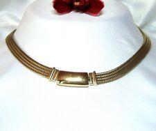 Pierre Lang Collierkette Collier vergoldet mit Magnetverschluß / cj 652