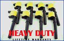 NEW 8 UNITS  HEAVY DUTY IGNITION COILS DG-512 FORD LINCOLN MERCURY / USA SELLER