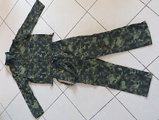 Russian Pilot Air Forces camo Jacket Suit Uniform TTsKO Butan