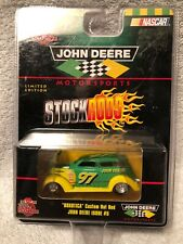 John Deere Racing Champions StockRods NASCAR Boxotica Issue 5 1999