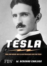 Carlson  W Bernard. Nikola Tesla. Buch. Neu