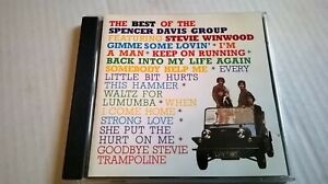 The Best Of The Spencer Davis Group CD