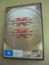 XXX Director's Cut + XXX The Next Level R4 DVD Ultimate Collector's Pack