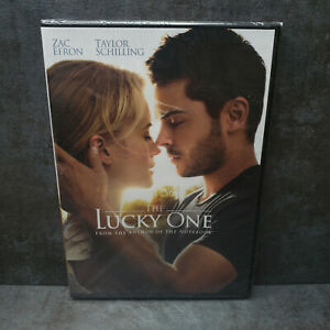 The Lucky One (DVD, 2012, Widescreen) Efron Schilling NEW, SEALED
