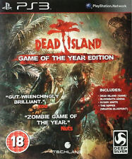 DEAD ISLAND : GAME OF THE YEAR EDITION. PS3 Game mint (Sony PlayStation 3)