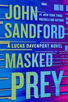 Masked Prey (A Prey Novel) Hardcover – April 14, 2020 by John Sandford