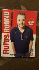 RUFUS HOUND BEING RUDE DVD COMEDY STAND UP LIVE AT 100 CLUB