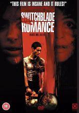 Switchblade Romance. Full On French Slashfest. New In Shrink!