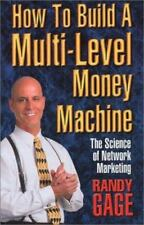 How to Build a Multi-Level Marketing Machine (Paperback or Softback)