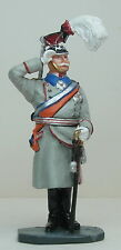 Metal Toy Soldier Prussian Kaiser Wilhelm II Birthday Review in Berlin 1913 KB32