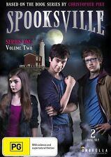 Spooksville : Season 1 : Vol 2 (DVD, 2015, 2-Disc Set) - Region 4