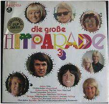 Die grosse Hitparde 3, 1972, VG/VG+, 2 LP (6140)