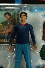 Smallville NEW CLARK KENT Action Figure Superman  DC Direct Tom Welling SEALED