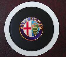 FITS ALFA ROMEO TAX DISC HOLDER GT GIULIETTA SPIDER 156 159 SPARK MITO BRERA PB