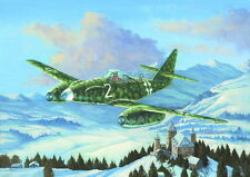 Hobby Boss 1/48  Messerschmitt Me 262A-1a/U3 #80371
