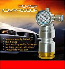 STO HKS Air Intake Charger Save Fuel Pressure Accelerator Gauge Compressor