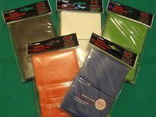 (500) ULTRA PRO CARD SLEEVES Deck Protectors COLORS MTG Magic Mix/Match Black