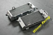 Fit Yamaha YZ125 YZ 125 1986 1987 1988 aluminum alloy radiator Left+Right