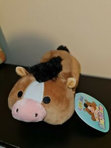 """Squishmallow 11-13"""" Brisby The Horse Laying Hug Mee"""