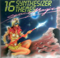 LP  Space Magic - Themes16 Synthesizer Themes