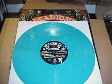 LP:  DEAD TO ME - Little Brother  NEW UNPLAYED  TURQUOISE VINYL
