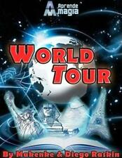 World Tour by Makenke, Diego Raskin and Aprende Magia  - Magic Tricks