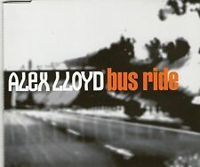 ALEX LLOYD | Bus ride | Very good condition music CD | Free shipping