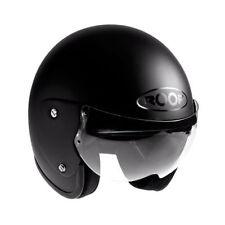 Roof Plain Matt Motorcycle Helmets